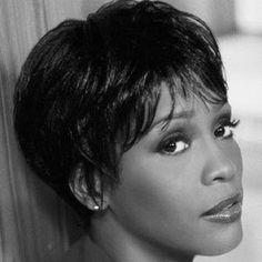 Whitney Houston - dead at age 48. Feb.11, 2012.