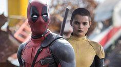 Brianna Hildebrand: Negasonic is 'cooler' in Deadpool 2 Marvel Comic Universe, Comics Universe, Brianna Hildebrand, Teenage Warhead, Deadpool 2016, Morena Baccarin, Ryan Reynolds, Marvel Movies, Fangirl