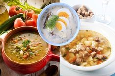 polévky našich babiček! Czech Recipes, Ethnic Recipes, Soup Recipes, Recipies, What To Cook, Soups And Stews, Cheeseburger Chowder, Kids Meals, Curry