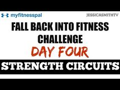 Fall Back into Fitness Day 4: Strength Circuits | MyFitnessPal