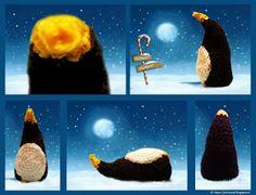 Art de pinguin