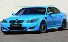 2012 G Power BMW M5 Hurricane RRs Front Angle photo
