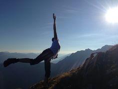 Lebensenergie tanken in den Zillertaler Alpen !