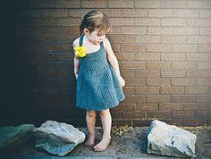 Ravelry: Barefoot Sundress patrón por Amanda Tipton