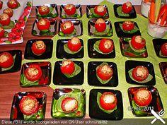 Tomate-Mozzarella mal anders, ein schönes Rezept aus der Kategorie Sommer. Bewertungen: 7. Durchschnitt: Ø 4,0.