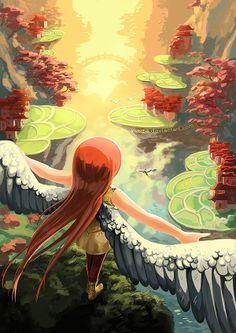 Digital Illustrations by Yuyu