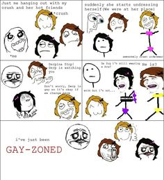 A new kind of zone  - funny pictures #funnypictures