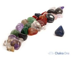 There are 7 main chakras centers which allows the energy to flow through our body. When this energy becomes blocked it can lead to illness. Reiki can help keep that energy flow healthy and balanced.  A tool that I have found to be useful are crystals, and there are crystal sets that you can buy that relate to each of the seven chakras.    Read full article here: https://www.c-one.net/16-piece-chakra-healing-kit/