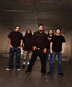 Deftones seen them at the Barn before they became famous they gave me there tape I still have it. All it said was Deftones typed on some paper
