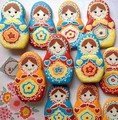 Matryoshka Dolls | Cookie Connection