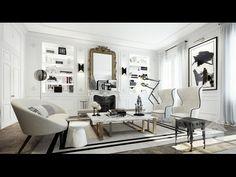 Apartmento em Saint Germain by Ando Studio - Tempo da Delicadeza