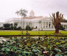 Bogor Palace Bogor, Semarang, Yogyakarta, Surabaya, Jakarta, Places To Travel, Palace, Taj Mahal, Bali