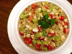 Quinoa Salad with Feta