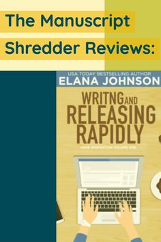 In Writing and Releasing Rapidly, author Elana Johnson breaks down the monster and shows you how it can be done. In Writing, Writing Tips, Cause And Effect, Self Publishing, Creative Words, Case Study, Bestselling Author, True Stories, Books