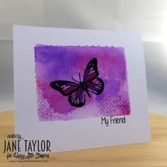 Happy Little Stampers: Butterfly Birthday