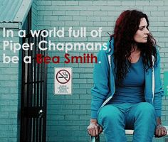 Sorry but I love Chapman & Smith. OITNB & Wentworth are my favs.