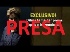 Dilma Será Presa, Afirma Revista ISTOÉ!!!