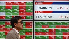 Global equities hit new record as cheap money reigns