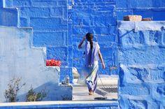 blue life - Jodhpur, Rajasthan