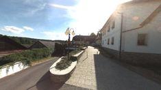 Hotel Zlatý Potok (Ubytování - hotel) • Mapy.cz Sidewalk, Side Walkway, Walkway, Walkways, Pavement