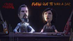 Crudo Pimento - Fuego que te van a dar (animated music video)