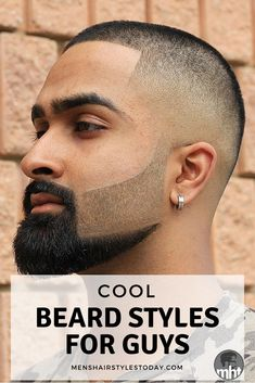 Cool Beard Styles For Men - Best Thick, Full Beards