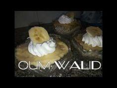 شهيوات ام وليد تحلية بالموز و حلوة الترك - YouTube