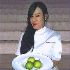 Conoce a Chef Brenda Cruz, escritora de una columna gastronómica en el periódico regional Visión de Mayagüez y  propietaria de International Gourmet Banquets en Mayagüez.