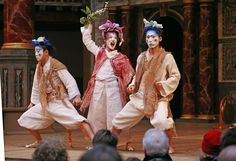 A Midsummer Night's dream Yohangza Theatre Company, Seoul Performed in Korean (C) John Haynes