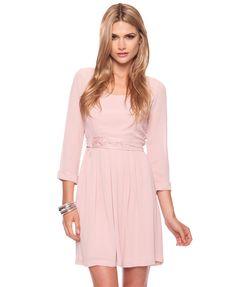 Light pink dress - http://AmericasMall.com/categories/juniors-teens.html