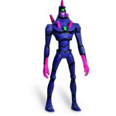 Boneco Bandeirante Ben 10 Alien Force - Cromático, diversão garantida com os personagens favoritos!