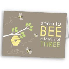 Zazzle card from TBA: Bee Family Baby Shower Invitation Adoption Baby Shower, Adoption Party, Bee Family, Little Mac, Bee Gender Reveal, Mommy To Bee, Baby Shower Invitation Cards, Diy Invitations, Gender Neutral Baby Shower