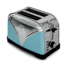 Campervan Gift - Volkswagen Campervan Blue Toaster, (http://www.campervangift.co.uk/volkswagen-campervan-blue-toaster/)