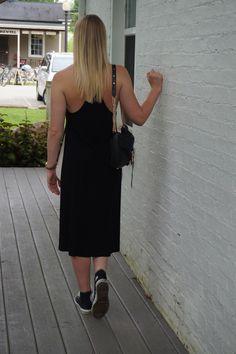 Dress or high-slit tunic?