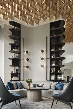 News and Trends from Best Interior Designers Arround the World Best Interior, Modern Interior, Interior Architecture, Lounge Design, Living Room Inspiration, Interior Design Inspiration, Luxury Furniture, Furniture Design, Classic Furniture