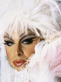 Divine (Harris Glenn Mistead)   - make up