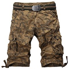 New Army camouflage | 2014 New Summer Cool Camouflage Military /Army Cargo Shorts For Men ...