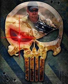 Justice is served! Special Ops, Special Forces, Chris Kyle Sniper, Patriotic Pictures, Us Navy Seals, Punisher Skull, Usmc, Marines, American Soldiers