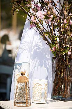 Pink Florida Beach Wedding by Paul Johnson Photography, Part II - Southern Weddings