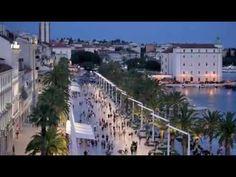 Riva Split, Waterfront Croatia: Landscape Architecture - e-architect Ecuador, Great Places, Beautiful Places, Amazing Places, Places To Travel, Places To Visit, Destinations, Landscape Plans, Landscape Architecture