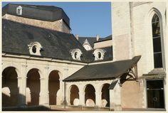 cloître Toussaint, Angers, Pays de la Loire