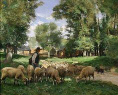 Julien DUPRE 1851 / 1910