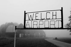 Welch Airport