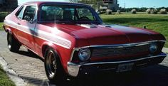 Auto Chevrolet Chevy Serie 2