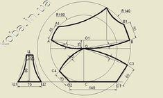 Бесплатный мастер - класс: Как сшить бюстгальтер Corset Sewing Pattern, Bra Pattern, Pattern Drafting, Sewing Patterns Free, Sewing Bras, Sewing Pants, Sewing Lingerie, Underwear Pattern, Lingerie Patterns