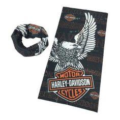 Bandana Multifonction Bandana, Harley Davidson, Balaclava, China Patterns, Bracelet Sizes, Modern Man, Men's Collection, Fashion Brand, Skiing