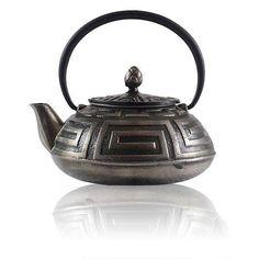 sakura cast iron tetsubin teapot by the exotic teapot | notonthehighstreet.com