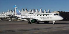 Frontier Airlines ERJ170 E-JET