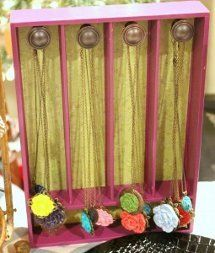 Crochet Delight Necklace | AllFreeJewelryMaking.com