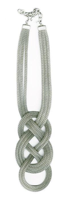 SARAH CAVENDER-USA- mesh jewellery